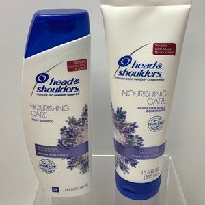 Head and Shoulder Anti-Dandruff Lavender Shampoo